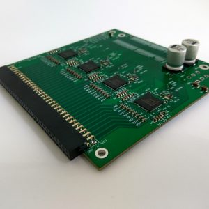 Multi channel amplifier board