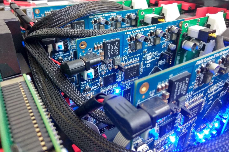 Ultrasound electronics