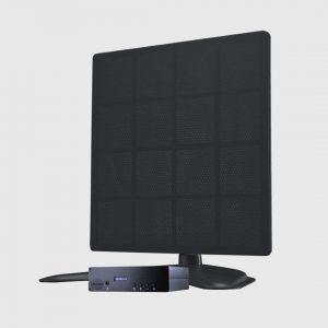 Focusonics model a speaker with amplifier